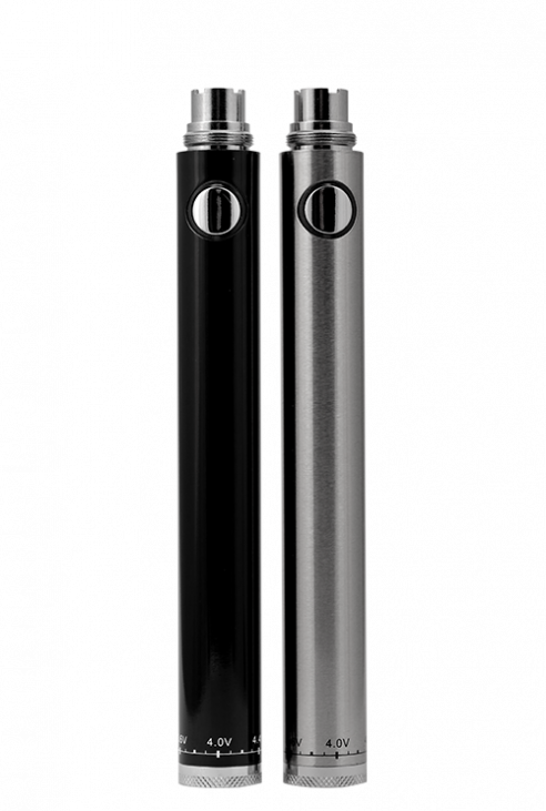 Batterie Smok 900 mAh - ego chrome/noir