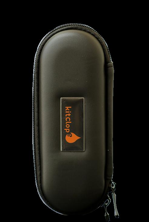 Etui - Noir - Cigarette électronique - Kitclope