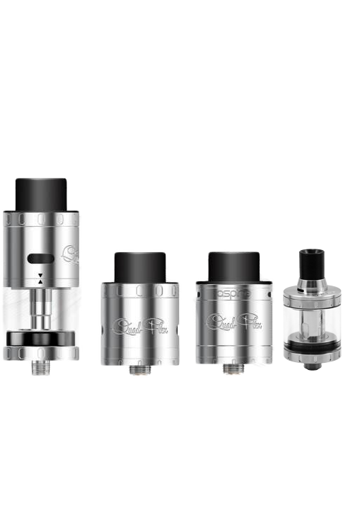 Kit Quad-Flex Aspire
