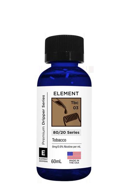 E-liquide Tabac TBC