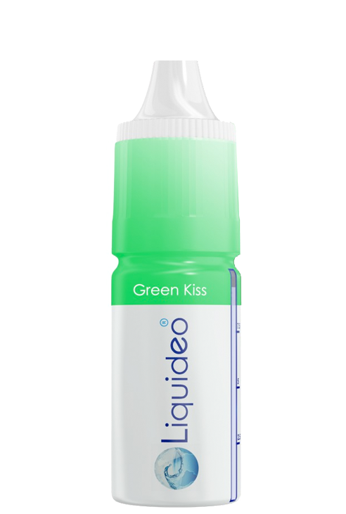 e-liquideo Green Kiss Liquideo