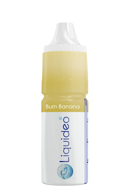 e-liquide Burn Banana Liquideo