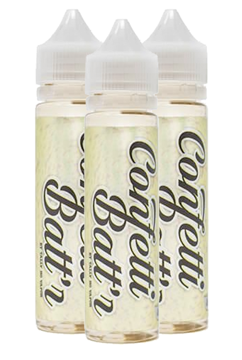 E-liquide Confetti
