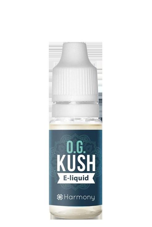 E-liquide CBD - O.G. Kush