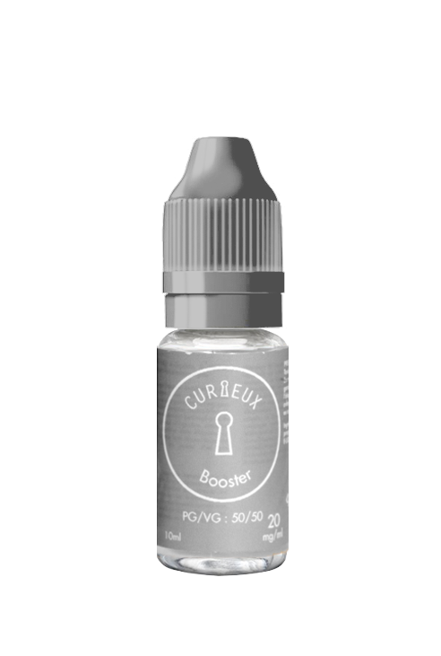 Booster Nicotine Curieux