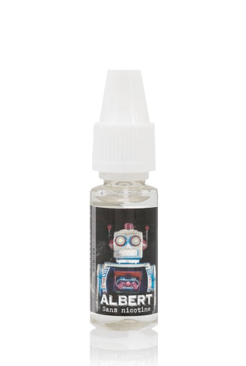 E-liquide Albert - La Mécanique des Fluides