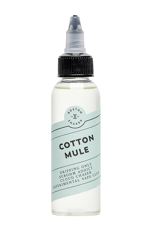 E-liquide Cotton Mule - Boston Shaker