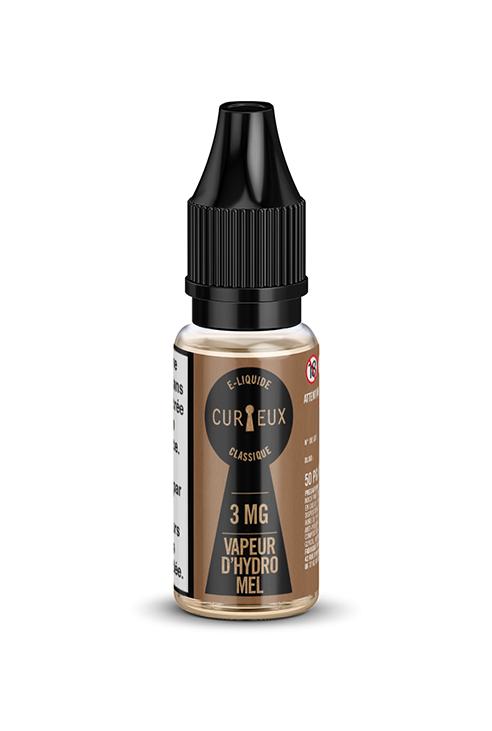 E-liquide Vapeur d'Hydromel - Curieux E-liquides