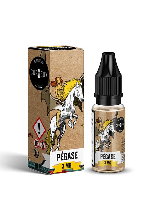 E-liquide Pégase - Curieux Astrale