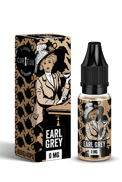 E-liquide Earl Grey - Curieux Astrale