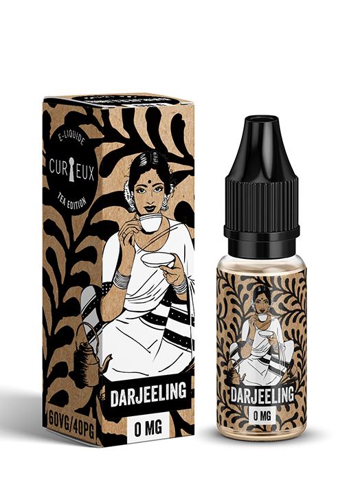 E-liquide Darjeeling - Curieux Astrale