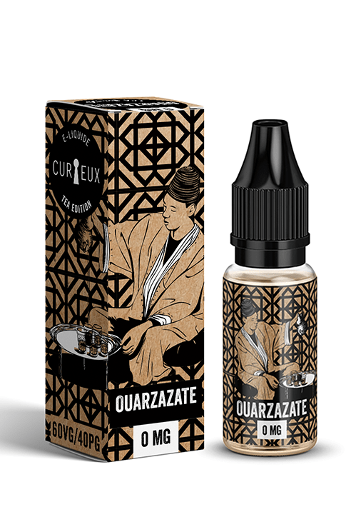 E-liquide Ouarzazate - Curieux Astrale