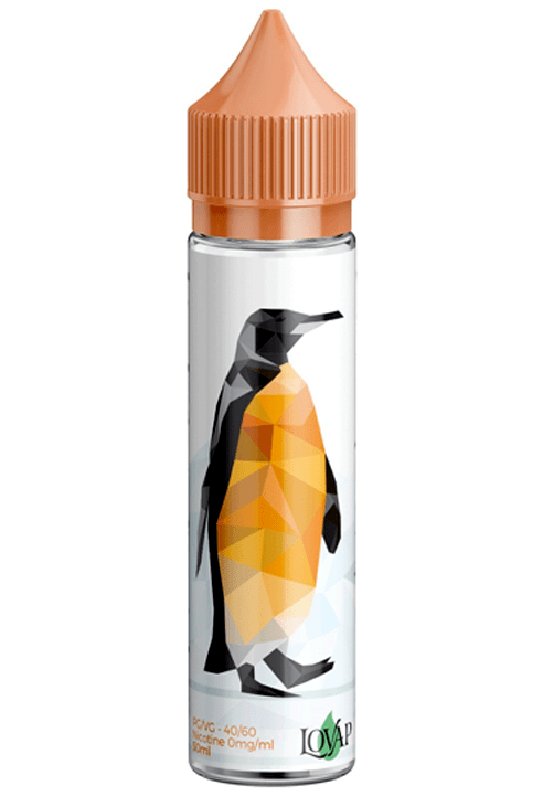 E-liquide Pingouin Orange 50ml - Bankeeze