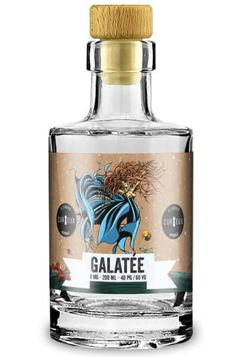 E-liquide Galatée - Curieux Astrale