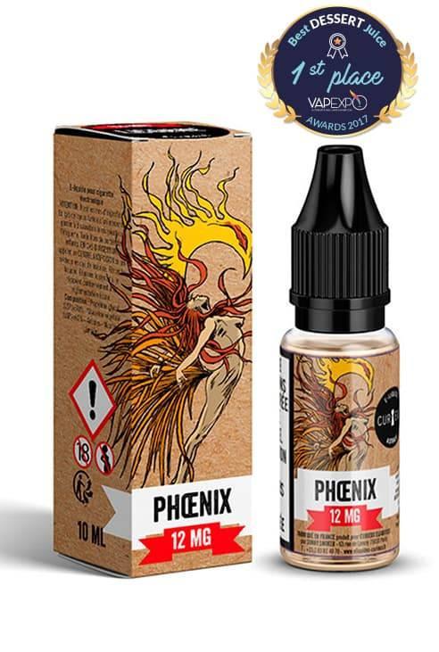 E-liquide Phoenix - Curieux Astrale