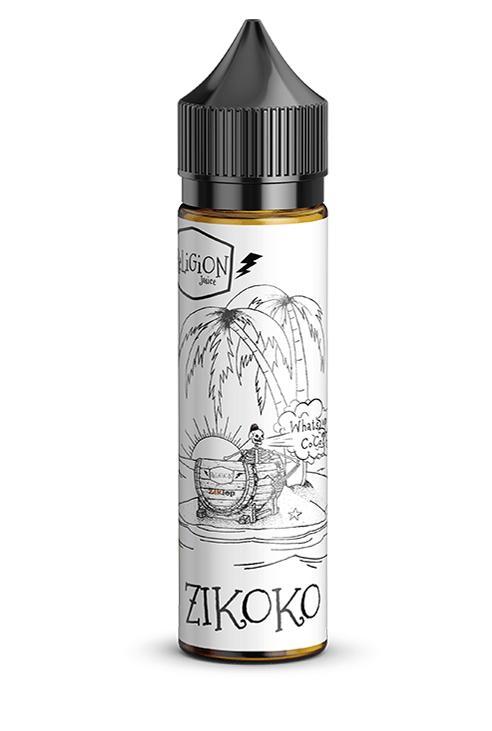 E-ilquide Zikoko 50ml - Religion Juice